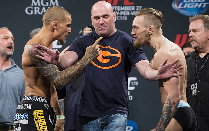 Conor McGrgor Agrees to Fight Dustin Poirier in January
