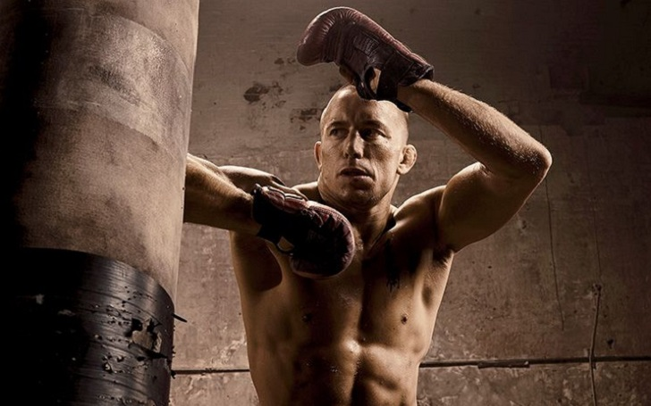 Georges St-Pierre Highlights, Trainings, Workouts