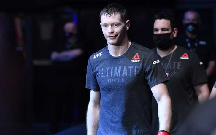 Irish UFC fighter Joseph Duffy, who once Defeated Conor MsGregor, has Retired after UFC Fight Island 2 Defeat