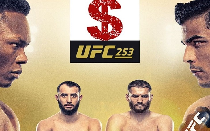 UFC 253 Salaries; How Much Money Will Each Fighter Earn?