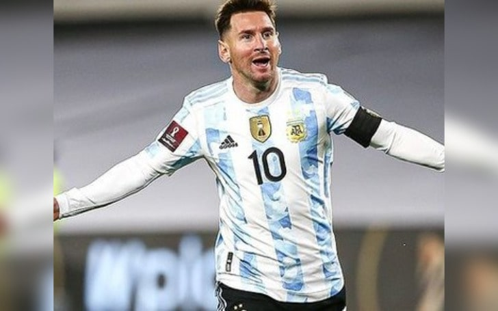 Lionel Messi surpassed Brazil Legend Pele's 77 International Goals Tally with a hat-trick against Bolivia