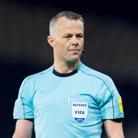 England vs Italy:World's Richest Referee To Take Charge Of Euro 2020 Final - Tatahfonewsarena