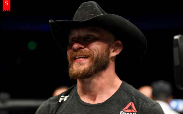 How Much is Donald Cerrone's Net Worth?Know in Detail about his Salary, Career and Awards