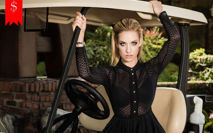 Financial Status of the American Golfer, Paige Spiranac; Her Net Worth, Properties, and Endorsements