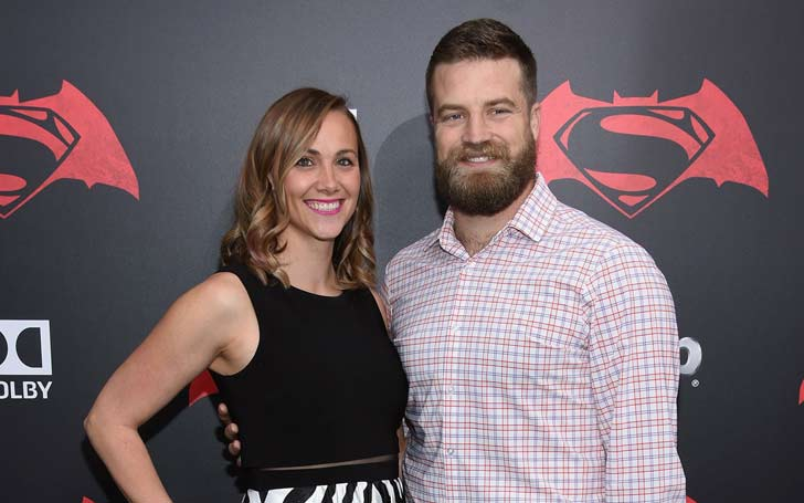 Ryan Fitzpatrick and Wife Liza Barber Spending Quality Times with Children; The Couple is Together Since 2006