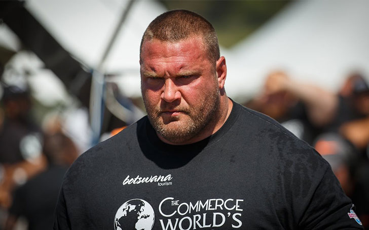 Inspiration story, Strongman Terry Hollands then and now Incredible Body Transformation