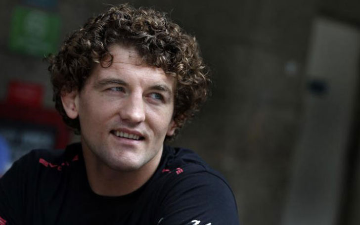 Is Ben Askren Married? His Wife, Relationship, and Married Life