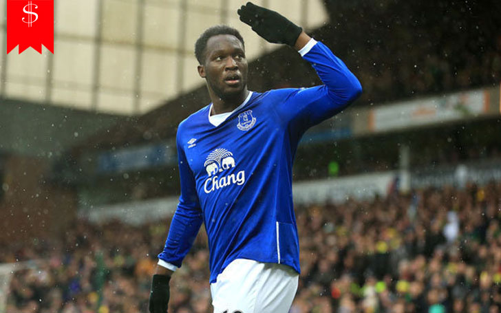How much is Romelu Lukaku's Salary? Know about his current Net worth, Career and Awards