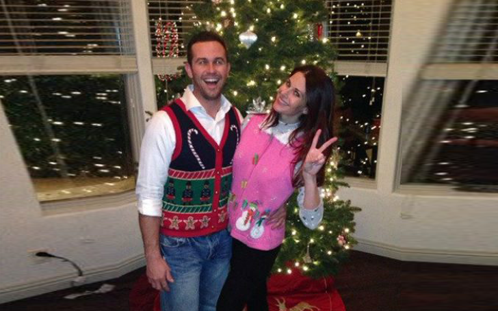 Evan Longoria is living Happily with his Wife Jaime Faith Edmondson,Know about their Relationship