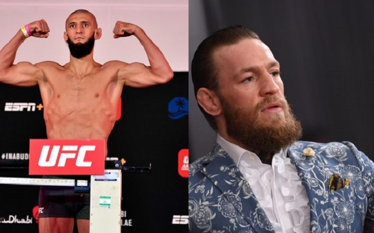 """Conor McGregor's """"I accept"""" tweet was response to Khamzat Chimaev call-out, Dana White Claims"""