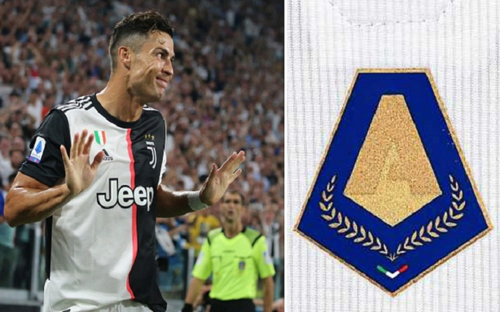 Cristiano Ronaldo refuses to wear Serie A MVP badge in Respect for Juventus teammates