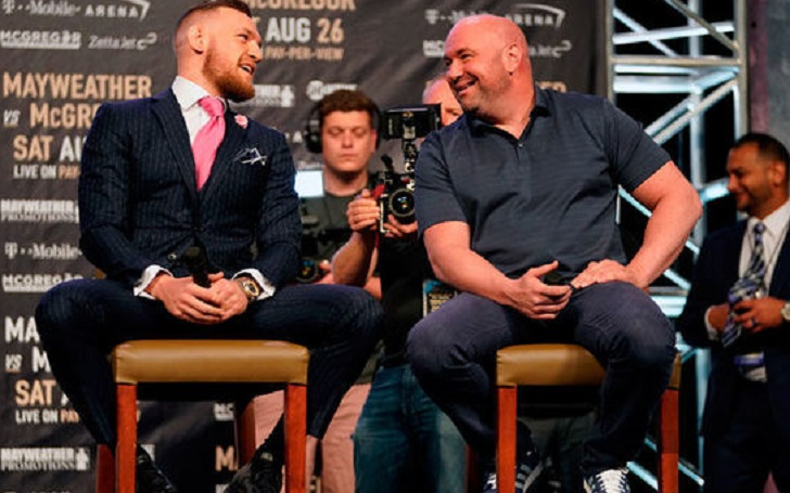 Dana White says Conor McGregor isn't Retired but won't Fight in 2020