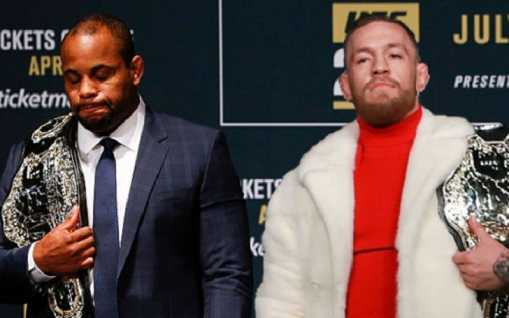 """Danie Cormier Believes Conor McGregor changed the UFC: """"People want to not give Conor credit for it."""""""