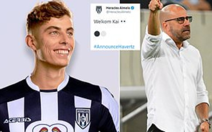 Dutch club Heracles Joked about Signing of Chelsea target Kai Havertz in a Twitter Post