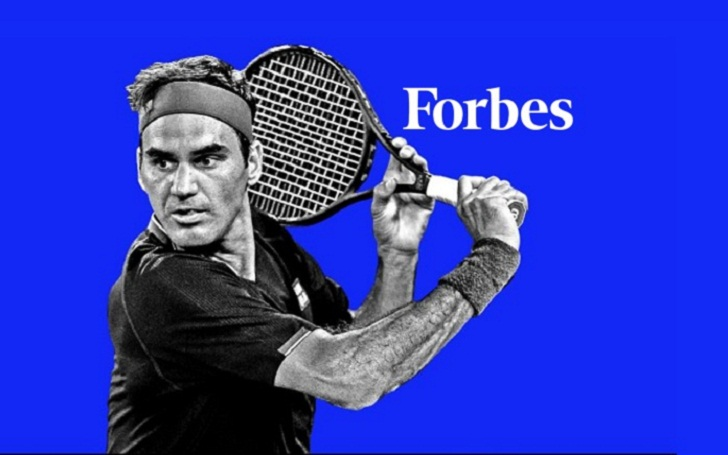 Federer Tops Ronaldo and Messi On Forbes World's 100 Highest-Paid Athletes List