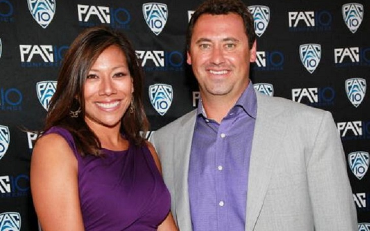 Is Steve Sarkisian still Married? Know about his Wife, Married Life, and Divorce