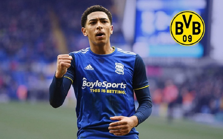 Jude Bellingham Signs with Borussia Dortmund over Manchester United