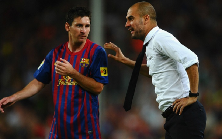 Lionel Messi in Contact with Pep Guardiola; Is he Planning to Move to Manchester City?