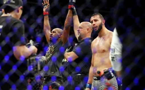 MMA Community Reacts to Jon Jones decision win over Dominick Reyes; Was it a Robbery?
