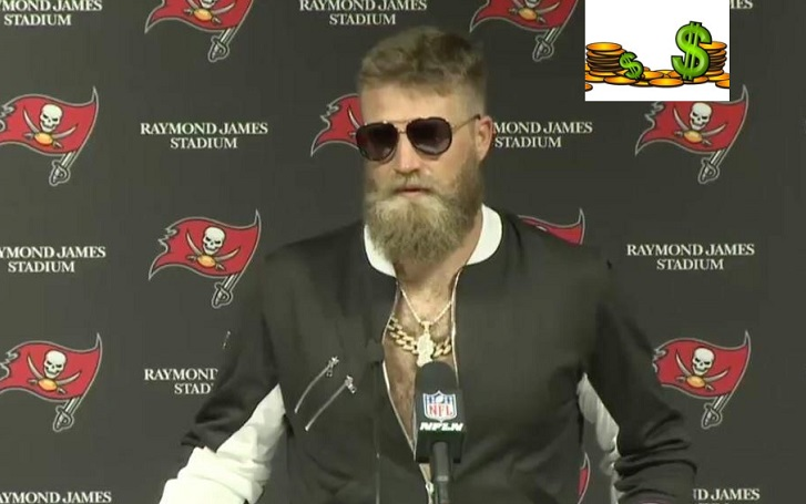 Ryan Fitzpatrick Net worth 2018; Details about his Contracts and Salary