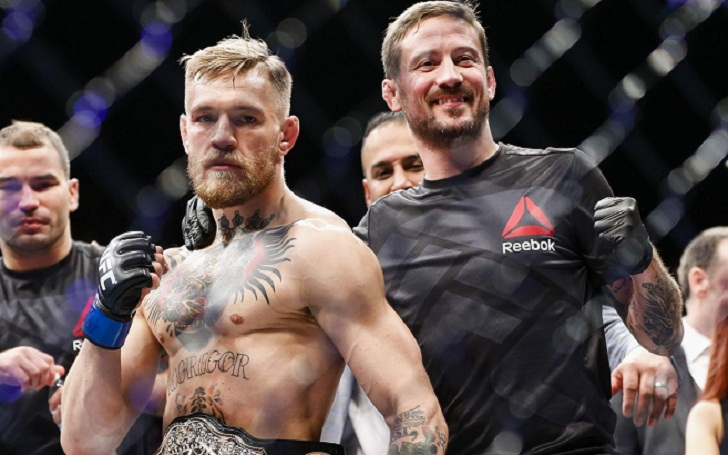 """SBG coach John Kavanagh Hints Conor McGregor's comeback from Retirement: """"Book ain't finished."""""""