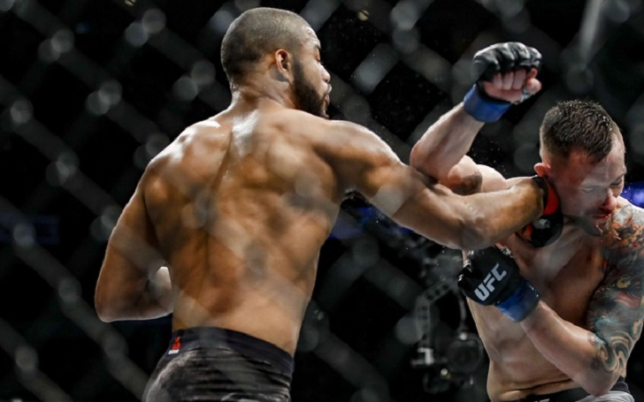 Trevin Giles, a Houston police officer, defeats James Krause at UFC 247